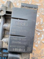 Блок клапанов пневмоподвески Audi Q7 4M 3.0 TDI DHX
