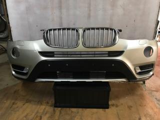 Бампер передний BMW X3 2013-2018