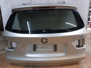 Крышка багажника задняя BMW X3 2013-2018