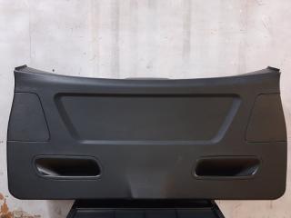 Облицовка крышки багажника задняя BMW X3 2013-2018