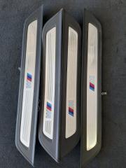 Накладка порога салона BMW 5-Series 2016-