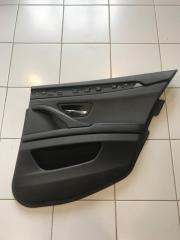Обшивка двери задняя левая BMW 5-Series 2009-2016