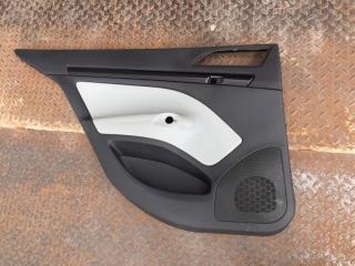 Обшивка двери задняя левая Skoda Octavia 2004-2013