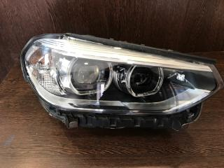 Фара правая BMW X3 2017-2021