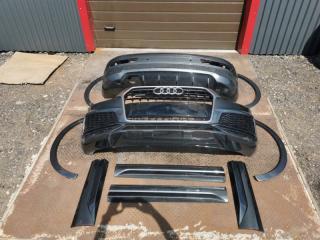 Комплект обвеса Audi Q3 2014 - 2018