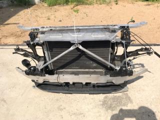 Панель передняя BMW X3 2013-2018