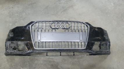 Бампер передний Audi A6 Allroad 2015-2018