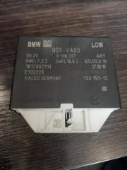Блок парктроников задний BMW X3 2018-2021