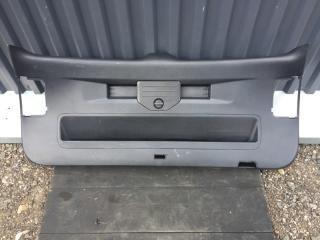 Обшивка багажника задняя Volkswagen Touareg 2015