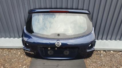 Крышка багажника Nissan Qashqai 2010
