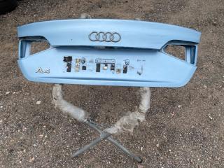 Крышка багажника Audi A4 2010