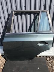 Дверь задняя левая BMW X3