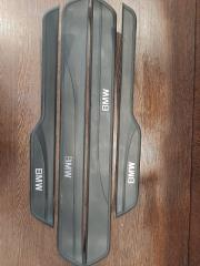 Накладки порога BMW 3-Series 2005-2008