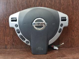 Подушка безопасности в руль Nissan Qashqai 2010