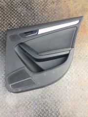 Обшивка двери задняя правая Audi A4 2010