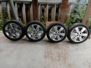 Комплект колес Nissan Micra 2002-2010