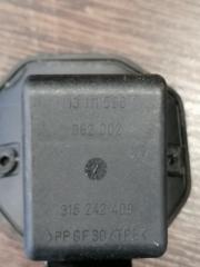 Крышка лючка бензобака Opel Zafira B 1.6