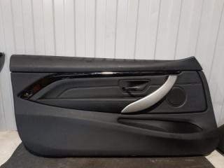 Обшивка двери передняя левая BMW 4-Series 2013-