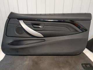 Обшивка двери передняя правая BMW 4-Series 2013-