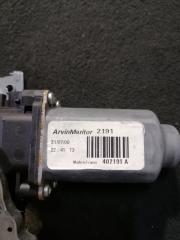 Стеклоподъемник задний правый Nissan Qashqai J10 2.0