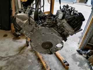 Двигатель Volkswagen Touareg 2014-2018