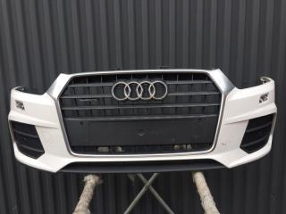 Бампер передний передний Audi Q3 2015-2018