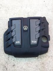 Крышка ДВС декоративная Volkswagen Touareg 2010-2018