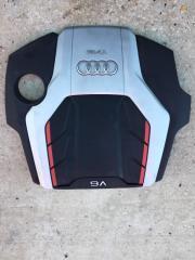 Крышка ДВС декоративная Audi S5 2016-2020