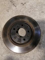 Запчасть диск тормозной передний Mazda Mazda6 2010