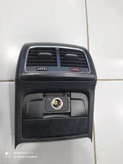 Дефлектор консоли задний Audi A4 2010