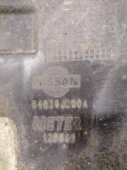 Защита двигателя левая Nissan Qashqai J10 2.0