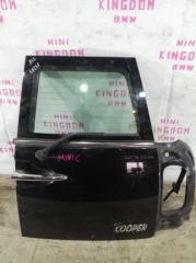 Дверь багажника задняя правая MINI Cooper 2006-2013
