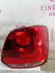 Запчасть фонарь задний правый Volkswagen POLO 2012