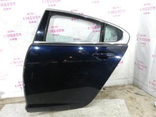 Дверь задняя левая jaguar XF 2011