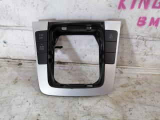 Запчасть декоративная накладка на консоль Volkswagen passat 2009