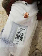 Подушка безопасности правая XF 2011 cc9 AJ30