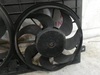 Вентилятор passat 2012 B7 variant 1.4
