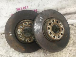 Тормозной диск передний Volkswagen passat 2009