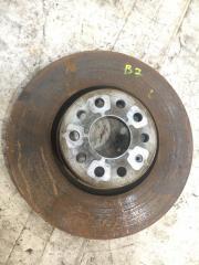 Тормозной диск передний passat 2012 B7 variant 1.4