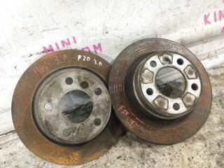 Тормозной диск задний BMW 1-Series 2012