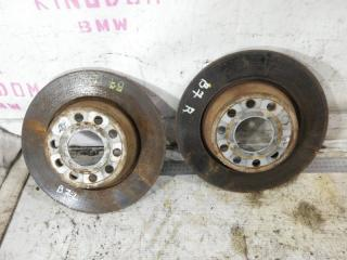 Запчасть тормозной диск задний Volkswagen passat 2012