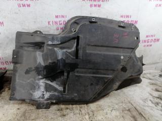 Защита топливного бака задняя правая BMW X3 2006