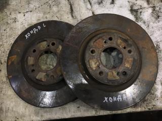 Запчасть тормозной диск передний Honda accord
