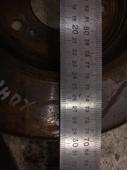 Тормозной диск передний accord 7 k24a