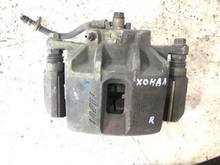 Запчасть суппорт тормозной передний правый Honda accord