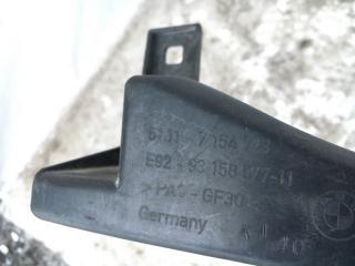 Кронштейн фары передний левый 3-Series E92