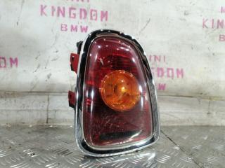 Запчасть фонарь задний левый MINI Cooper 2010