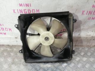 Запчасть вентилятор радиатора левый Honda Civic