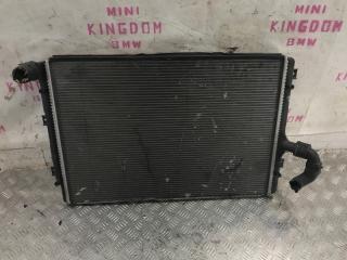 Запчасть радиатор охлаждения Volkswagen passat 2009