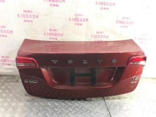 Крышка багажника задняя Volvo S60 2012